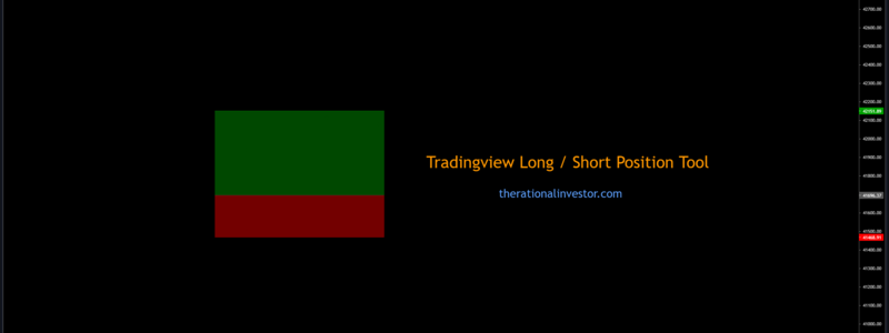 Tradingview Long/Short Position Tutorial Video